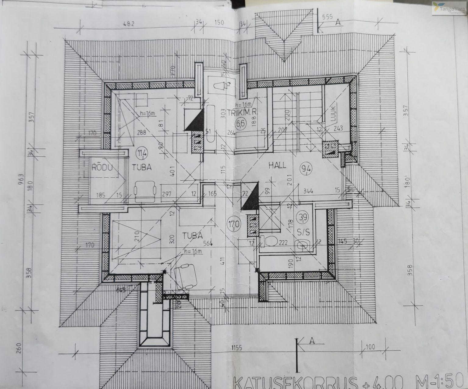 Looduskivi tee 4 katusekorrus